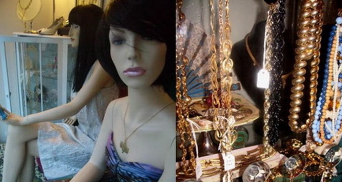 Haine, incaltaminte si accesorii vintage, retro, noi, second-hand si branduri