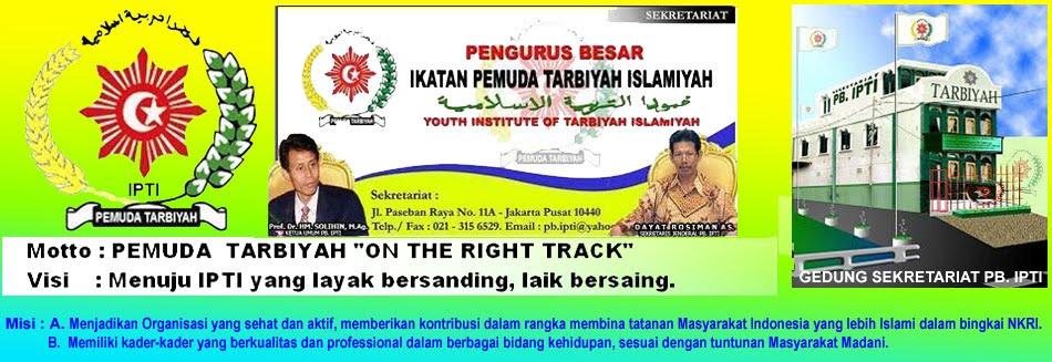 Pengurus Besar Ikatan Pemuda Tarbiyah Islamiyah