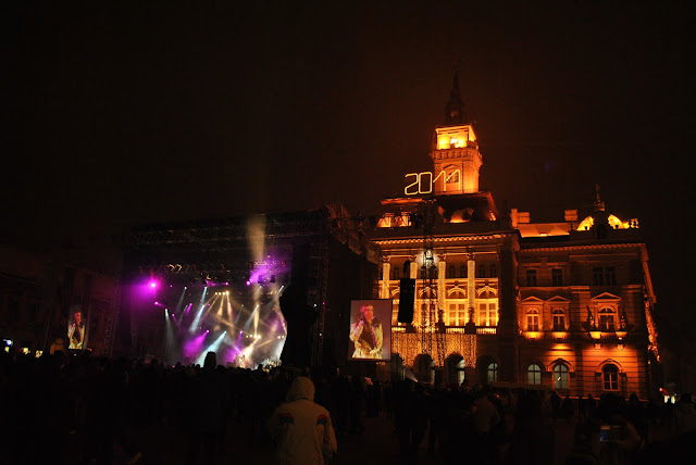 Novi Sad New Year