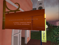 Conviviality Corners in Second Life