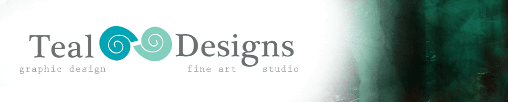 The Teal Designs Art Studio Blog