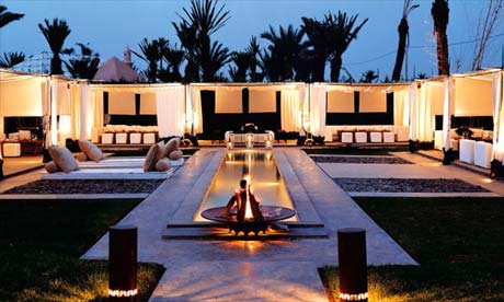 L`Abyssin restaurant Marrakech