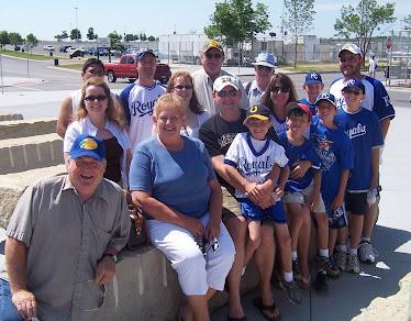 Jason's Family 2009