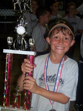 Trevor.....Champion
