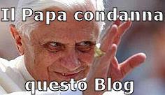 Ratzinger condena este blogue