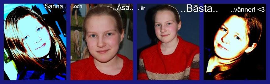 Åsa och Sanna!:D