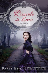 Dracula in Love Giveaway Has Ended!