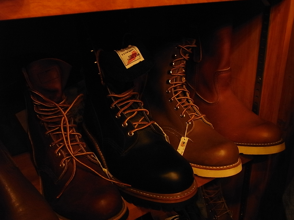 mecca osaka vintage red wing