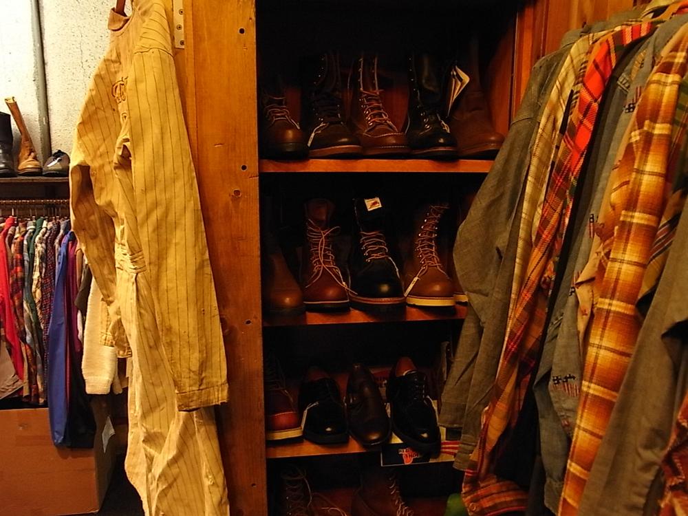 mecca osaka vintage boots