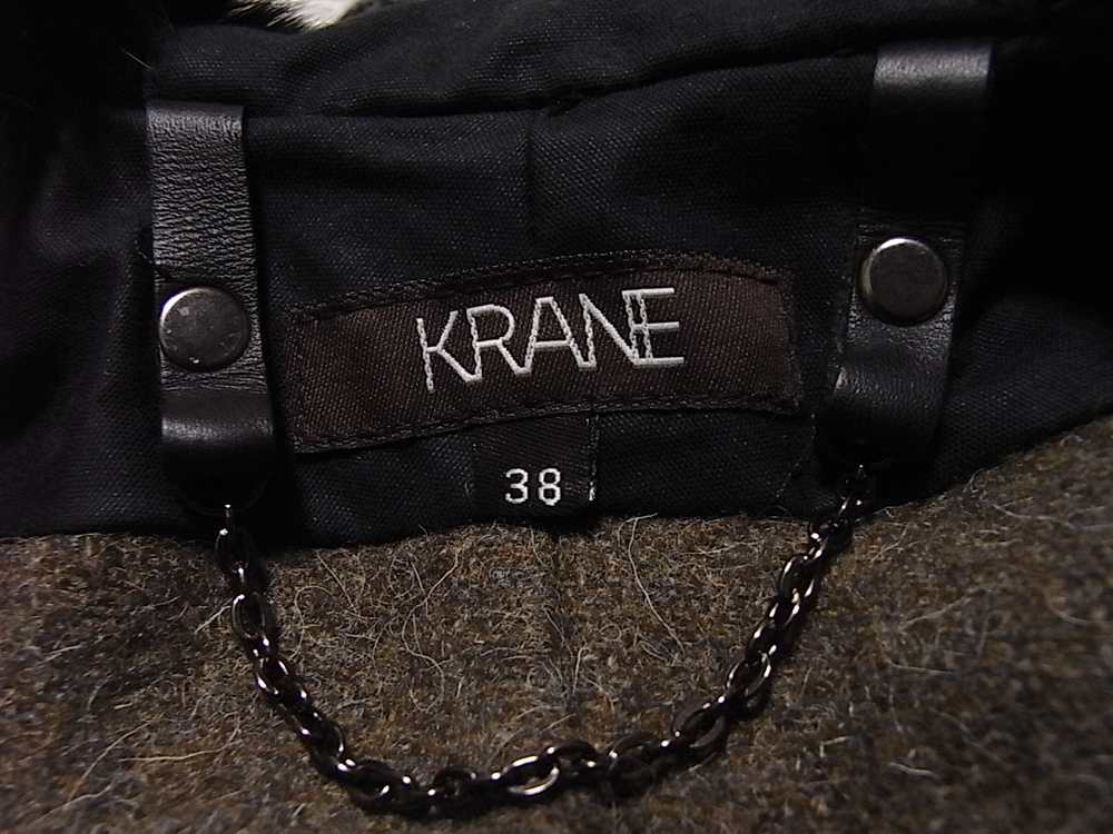 krane emory hooded bomber