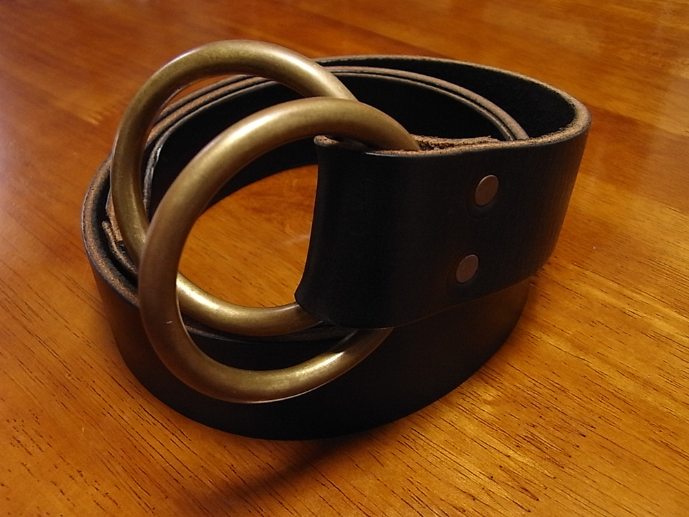 billykirk double ring belt