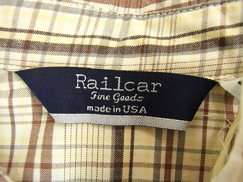 railcar fine goods mens trad western
