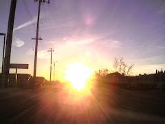 The Sunrise...