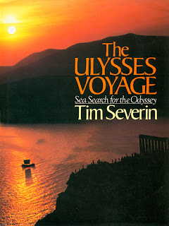 Cover of 'The Ulysses Voyage: Sea Search for the Odyssey' by Tim Severin
