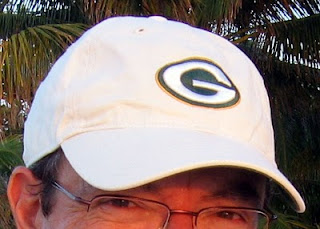 Green Bay Packers baseball cap
