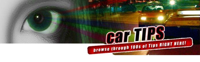 100s CAR TIPS