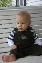 Caleb Eight Months Old