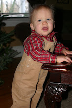 Caleb Nine Months Old