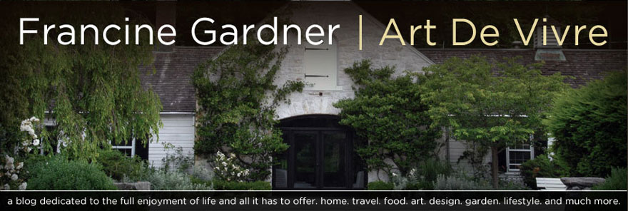 Francine Gardner  -  Art de Vivre
