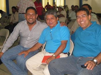 Hugo, Juan Antonio Gonzlaez y el Lic. David