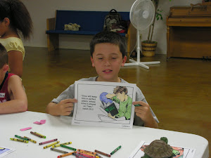 ~Aaron at kids Day, Aug. 07~