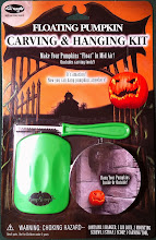 Floating Pumpkin Carving Kit