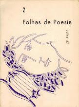 Folhas de poesia, 2