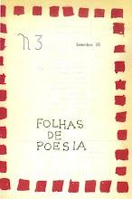 Folhas de poesia, 3