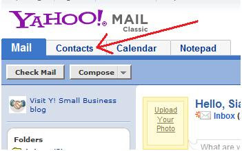 How To Create Address Book In Email