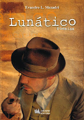 """Livro """"Lunático"""""""