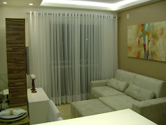 Living Apartamento decorado