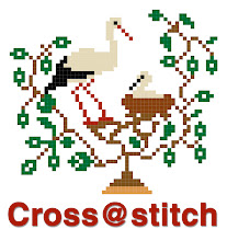 Cristina's cross-stitch