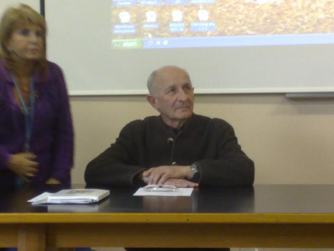 Don Gino e Ketti Concetta Bosco alla Scuola Media Statale DE MARCHI GULLI.. contro i BULLI