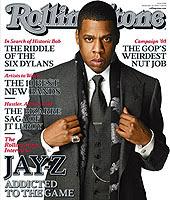 Jay-Z Rolling Stone