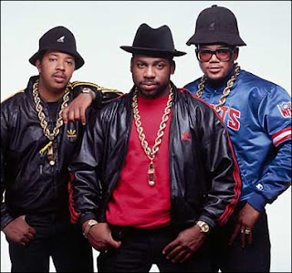 RUN DMC rap music