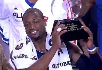 dwyane wade 2010 nba all star mvp