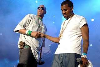 jay-z and kanye west rap