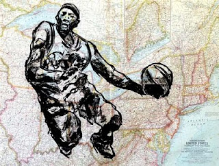basketball dunk shot, basketball drawing player, basketball art, sport image basketball,