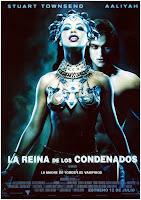 La reina de los condenados (2002) online y gratis