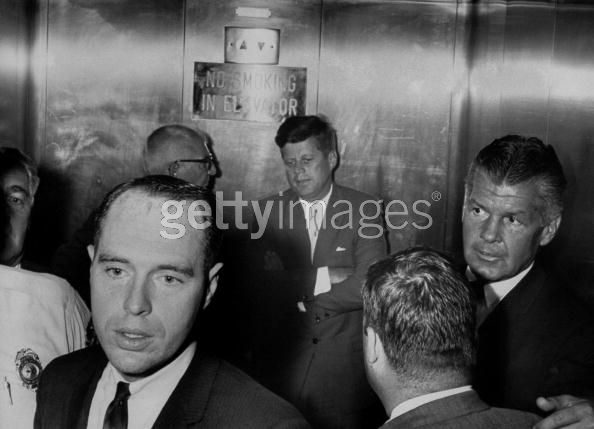 Aug 1963: Agents Larry Newman and Jerry Behn