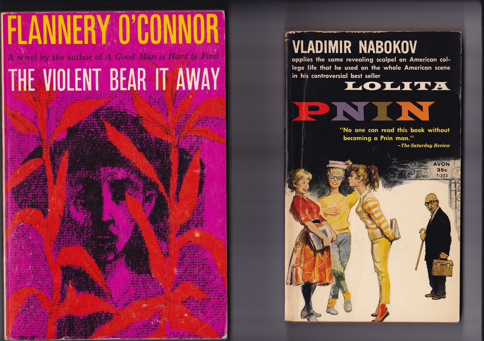 the violent bear it away good Buy the paperback book the violent bear it away by flannery o'connor at indigoca, canada's largest bookstore + get free shipping on fiction and literature books.
