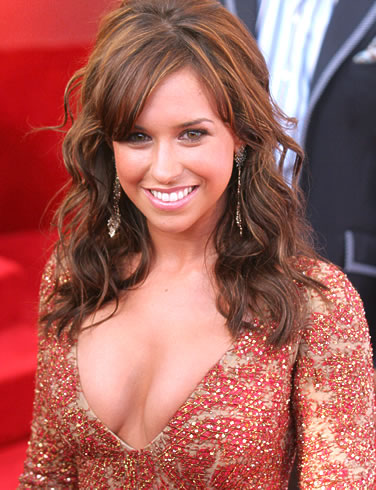 lacey chabert without makeup
