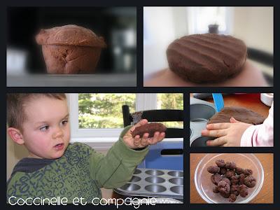 Pâte à modeler chocolatée!