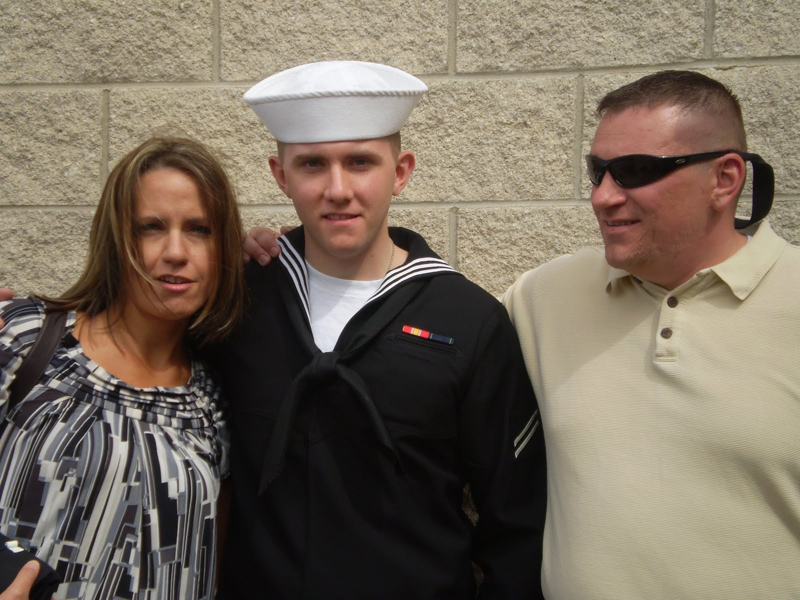 Navy Boot Camp Graduation 2013 Great lakes boot camp