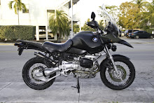 greg's bmw 1150 gs