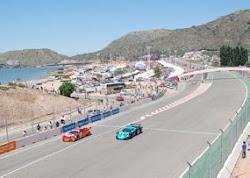 Autodromo con la FORMULA GT