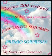 Sorteo My Sweet Love Creaciones!