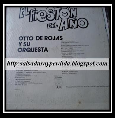 Otto De Rojas Y Los Ultras 76 - Al Ritmo Del Bump-Bump