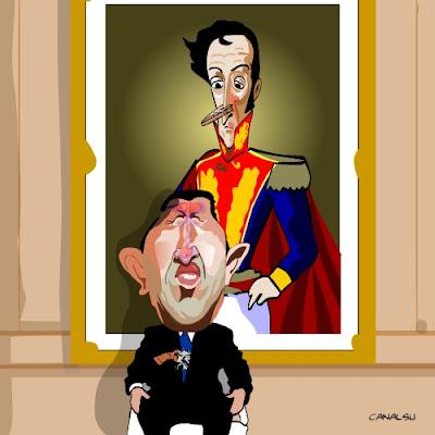 El ídolo caribeño de ZP y de Público liquida la libertad de expresión en Venezuela Chavez