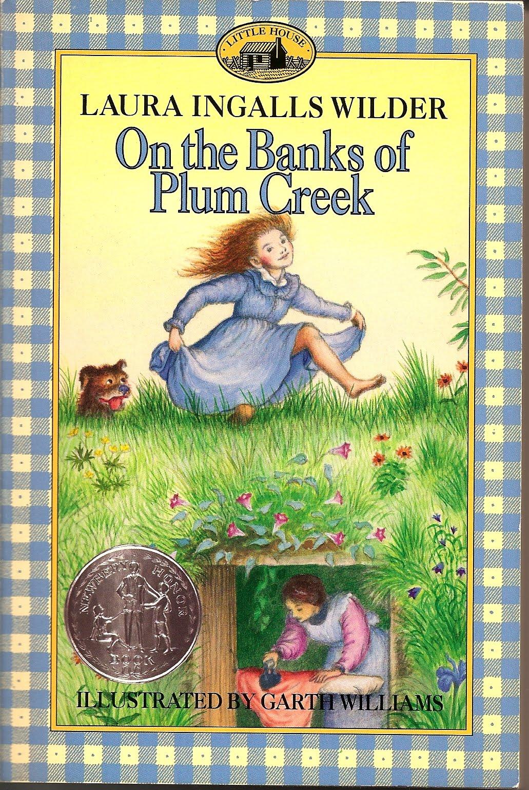 On The Banks Of Plum Creek Stasia Erickson...